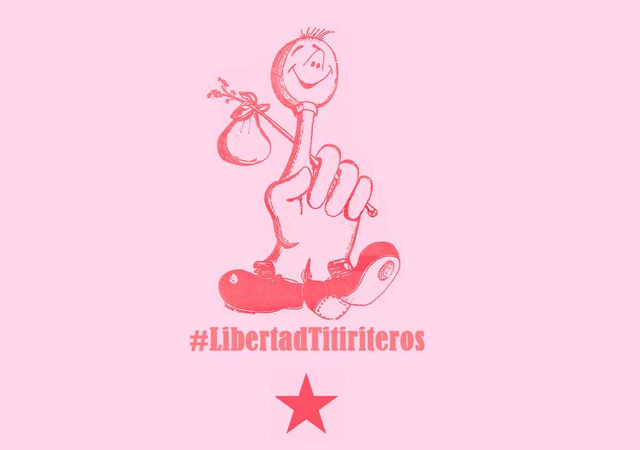 El PCE Aragón se solidariza con los dos titiriteros presos