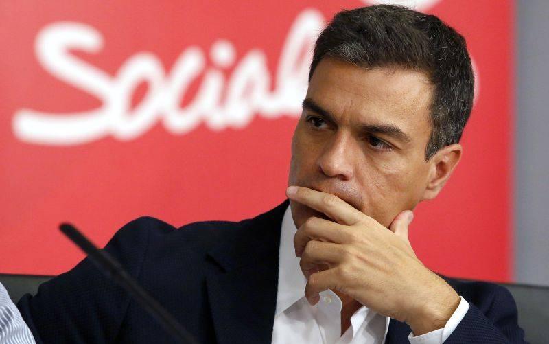 Pedro Sánchez acepta el encargo del rey para intentar formar Gobierno