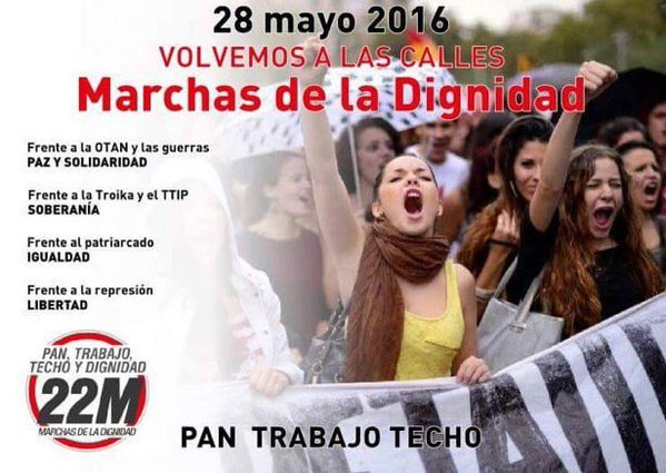 28M Marchas