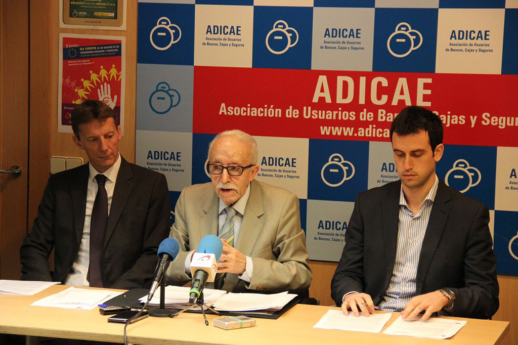 ADICAE recibe más de 3.000 consultas por cláusula suelo tras su histórica sentencia