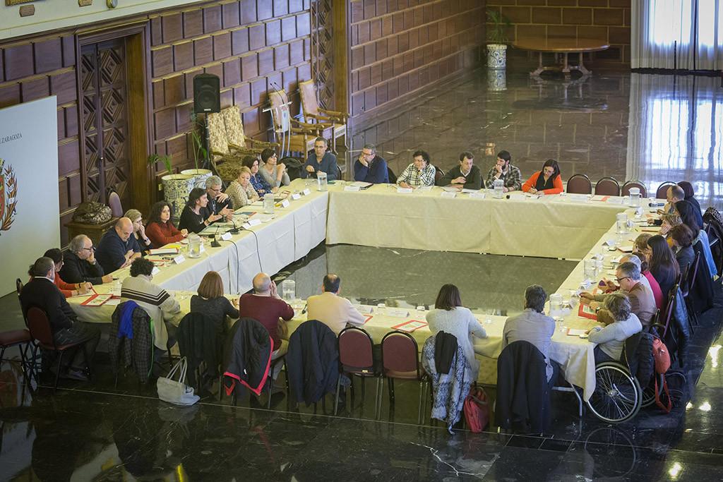 Culmina el proceso participativo para la elaboración de las bases de las subvenciones de acción social