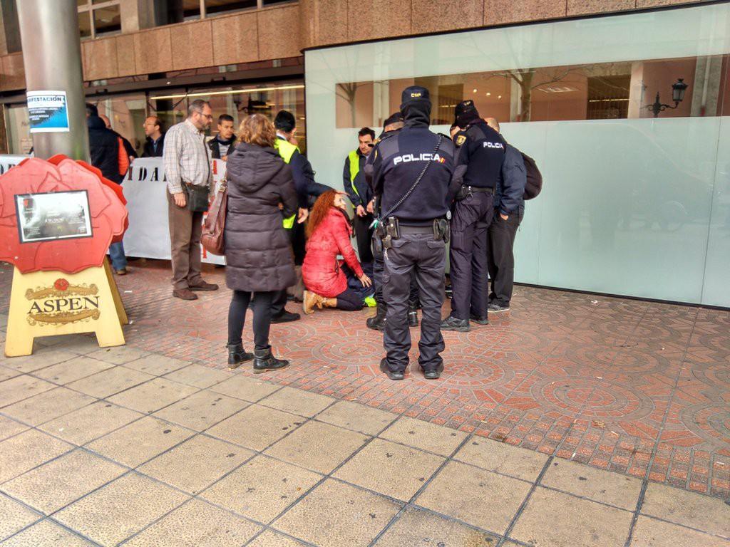 Directivo de AUZSA agrede a un trabajador a las puertas del SAMA