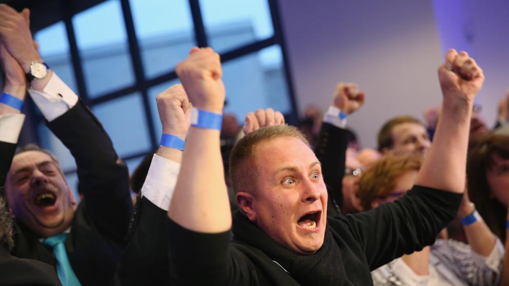 La ultraderecha xenófoba irrumpe con fuerza en las elecciones regionales de Alemania
