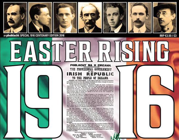 Irlanda celebra el centenario del Alzamiento de Pascua