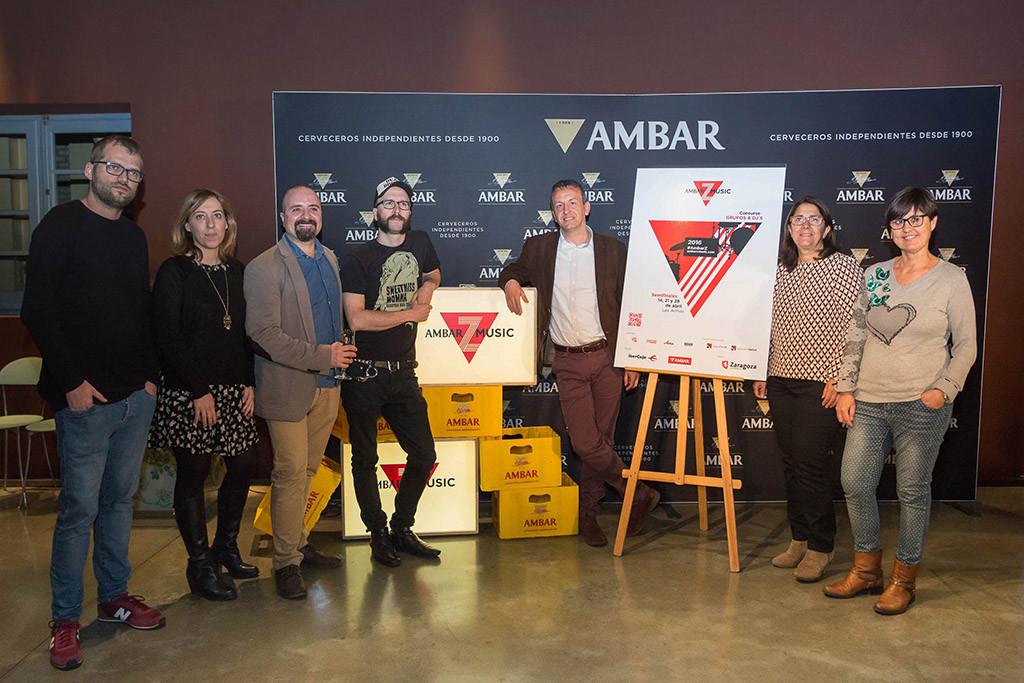 Esta primavera Zaragoza se llena de música joven y nueva cultura con el Ambar Z Music