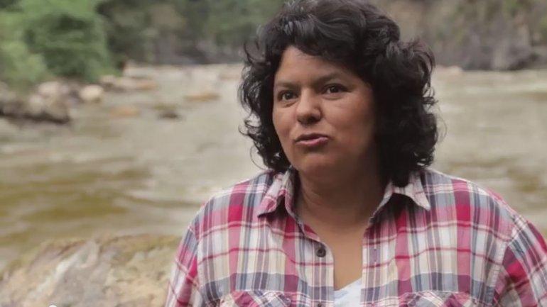 Se cumple un año del asesinato de Berta Cáceres
