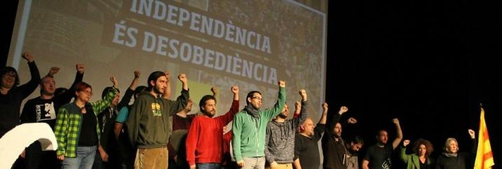 La CUP prepara els seus alcaldes i regidors «per exercir la desobediència»
