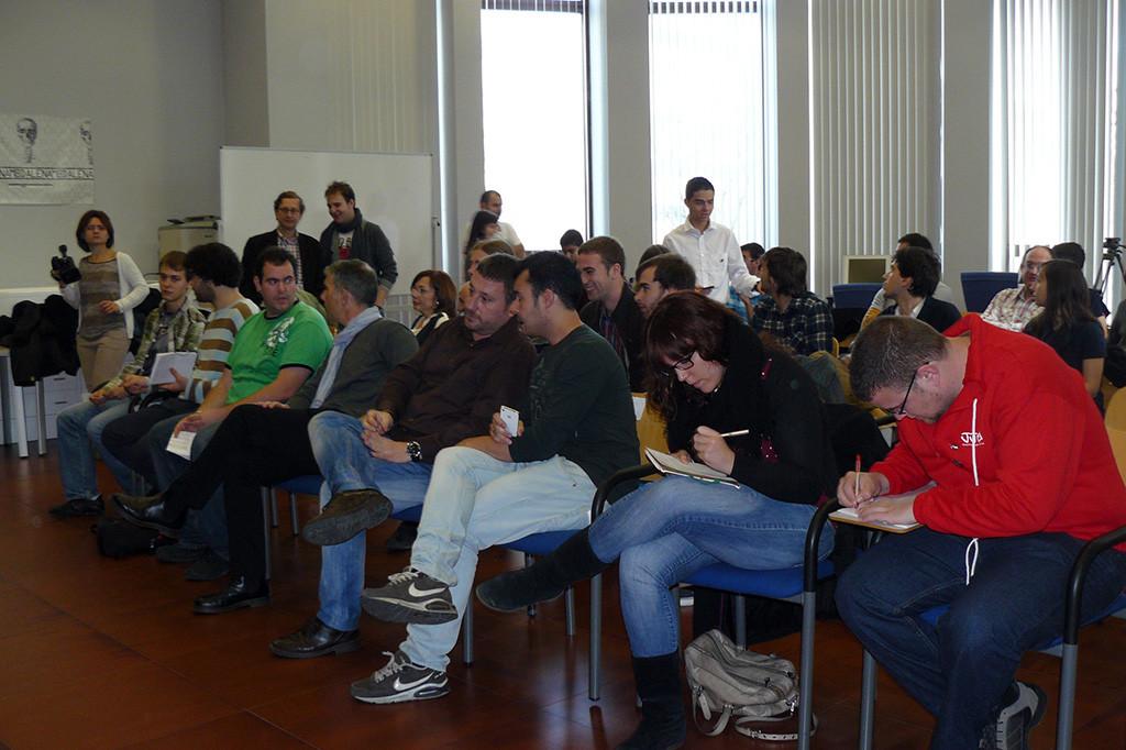 Chobentú Aragonesista abre a toda la juventud aragonesa el debate político de su '4ena Asambleya Nazional'