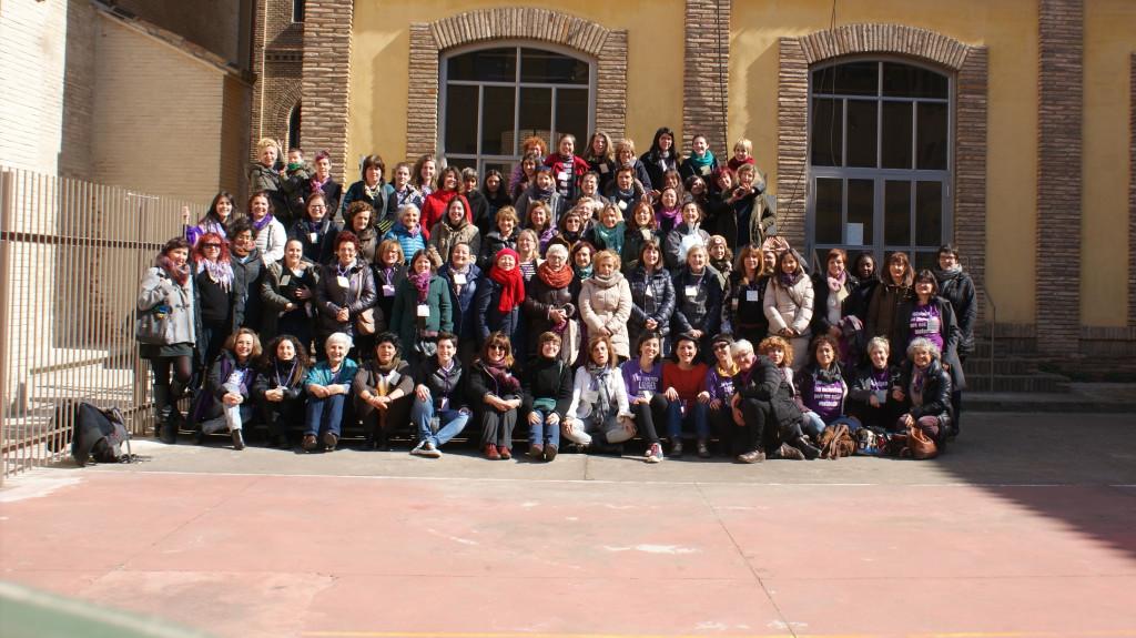 I Encuentro de Organizaciones Feministas de Aragón
