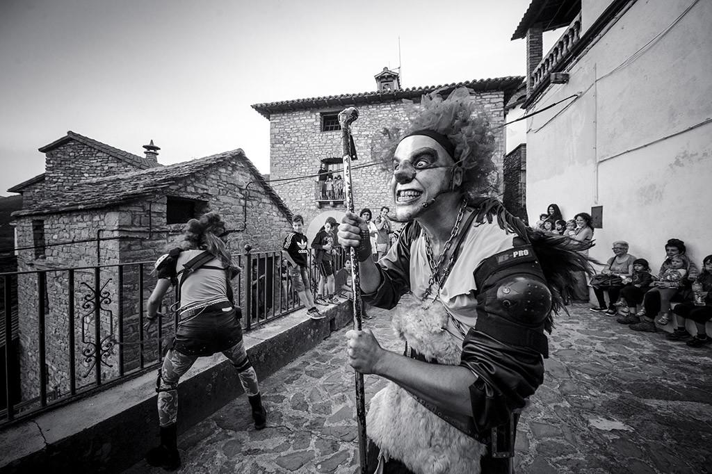 Tardienta se prepara para acoger este fin de semana la muestra de arte 'Estoesloquehay'