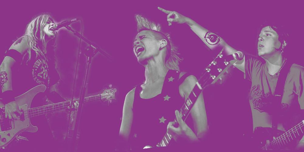 Penadas por la Ley y Milenrama dan vida al Femme Rebellion Tour