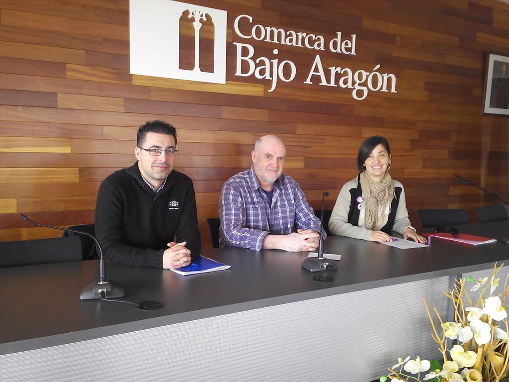La comarca del Baixo Aragón gasto más de 28.000 euros en dos jornadas de promoción de rutas moteras y BTT
