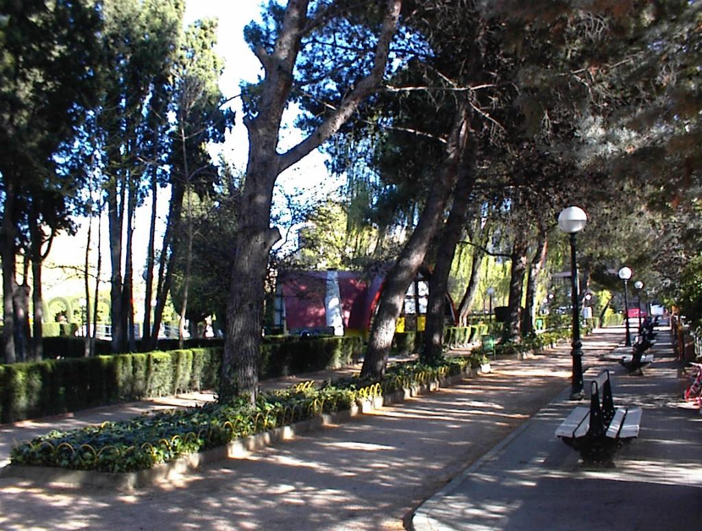 Cambiar Huesca apuesta por la no utilización del glifosato en parques y jardines