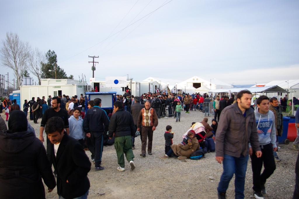 Grecia tratará de desmantelar definitivamente Idomeni