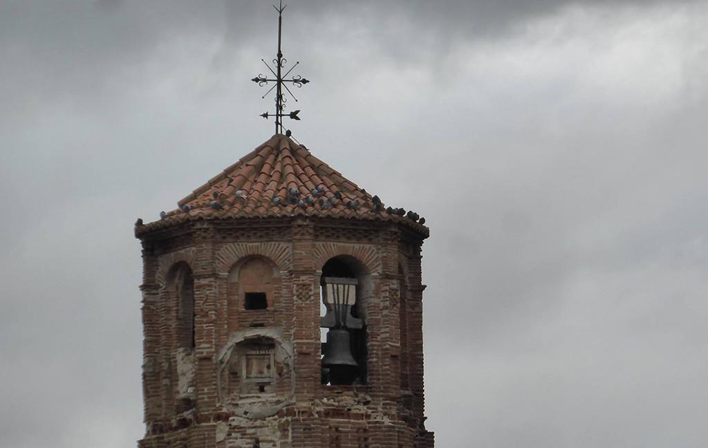 S.O.S. desesperado por la torre y la iglesia de Lechago