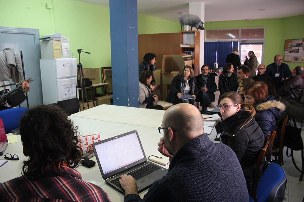 Se constituye la Mesa por la Emergencia Social de Teruel