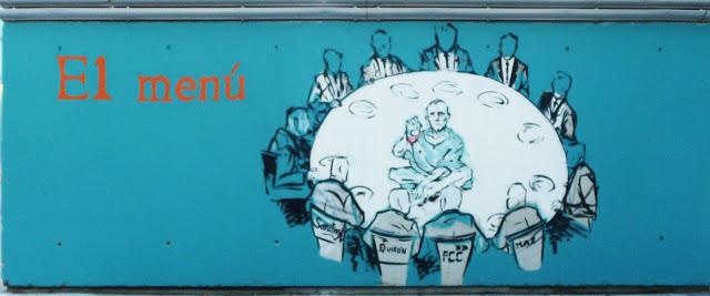 Vuelven a censurar dos murales en el barrio de Delicias