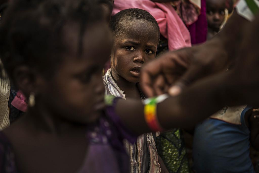 La exposición 'Testigos del olvido II' rescata cuatro graves crisis desatendidas y a quienes las sufren