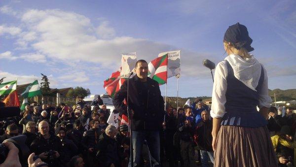 La Junta Electoral de Gipuzkoa considera que Otegi es inelegible