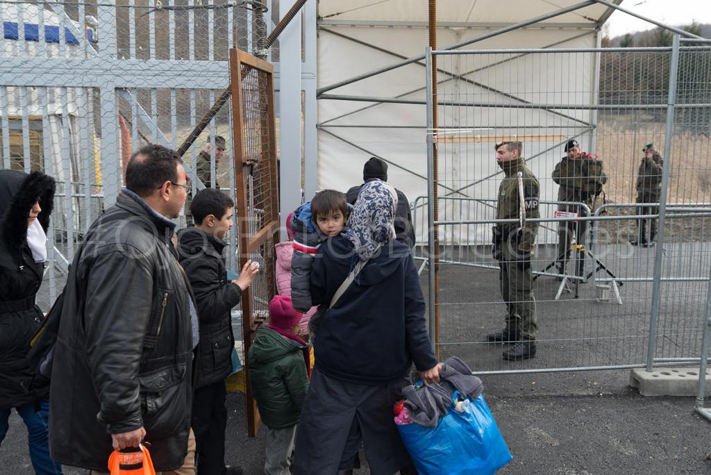 Sentijl-Spiedfeld, último destino de Ojos en los Balcanes