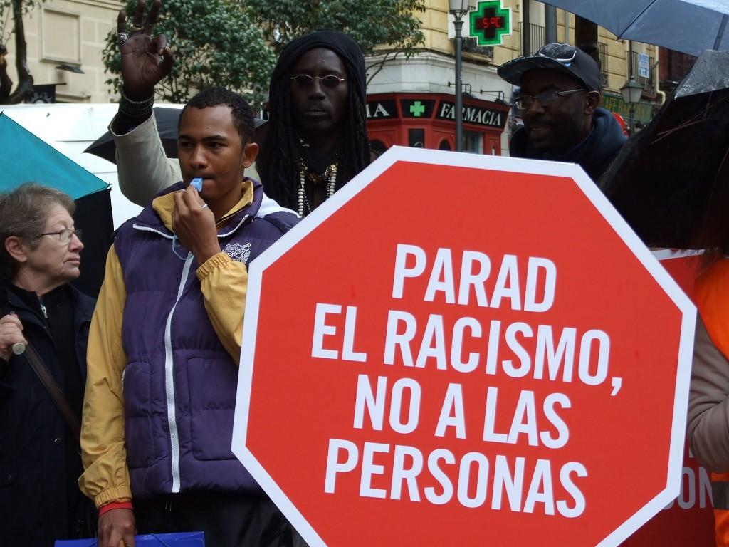 """""""No al racismo, sí a la convivencia"""", lema de la Semana contra el Racismo de Zaragoza"""
