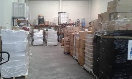 El grupo de ayuda Refugiados Zaragoza envía material humanitario a Bulgaria