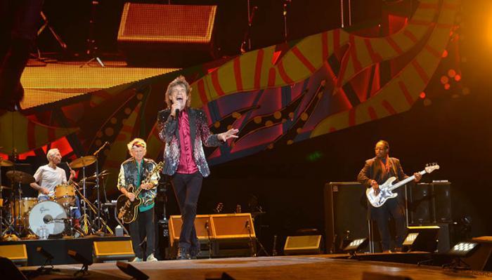 La Habana vibra con los Rolling Stones en un concierto histórico