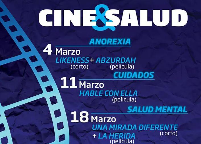 Ciclo Cine y Salud en la Asociación Vecinal de San José