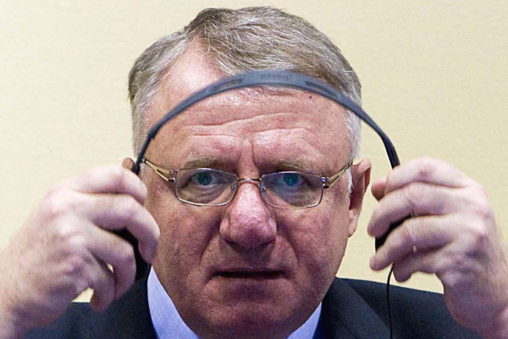 El TPIY absuelve al panserbio Vojislav Seselj de crímenes de guerra y lesa humanidad