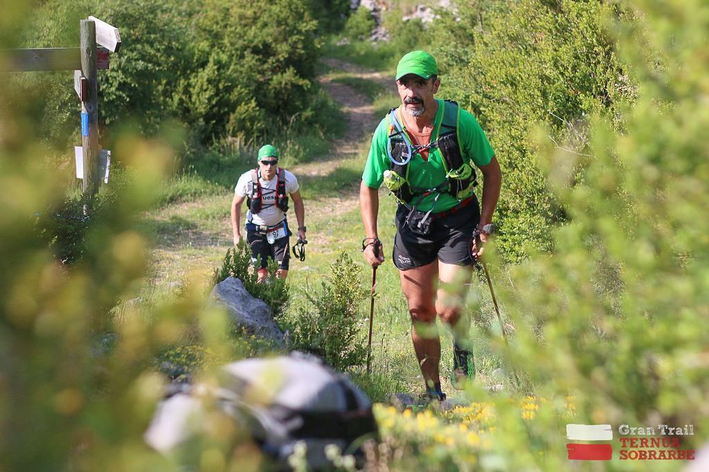 Bronchales acoge por tercer año consecutivo su Trail