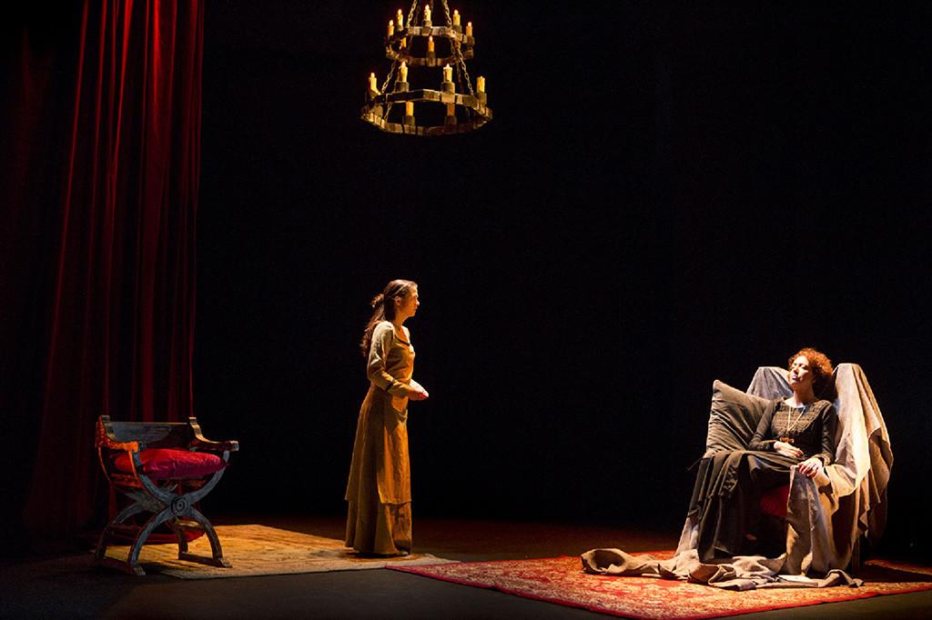 Fundición Producciones deja 'Un recuerdo de Avignon' en el Teatro de la Estación