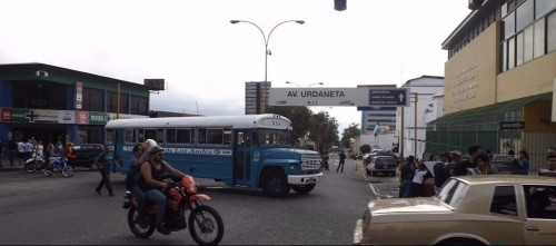 Intentan reactivar guarimbas en Venezuela