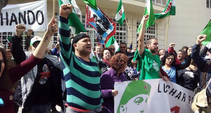 Un manifiesto pide el indulto de Andrés Bódalo, sindicalista del SAT y concejal de JeC