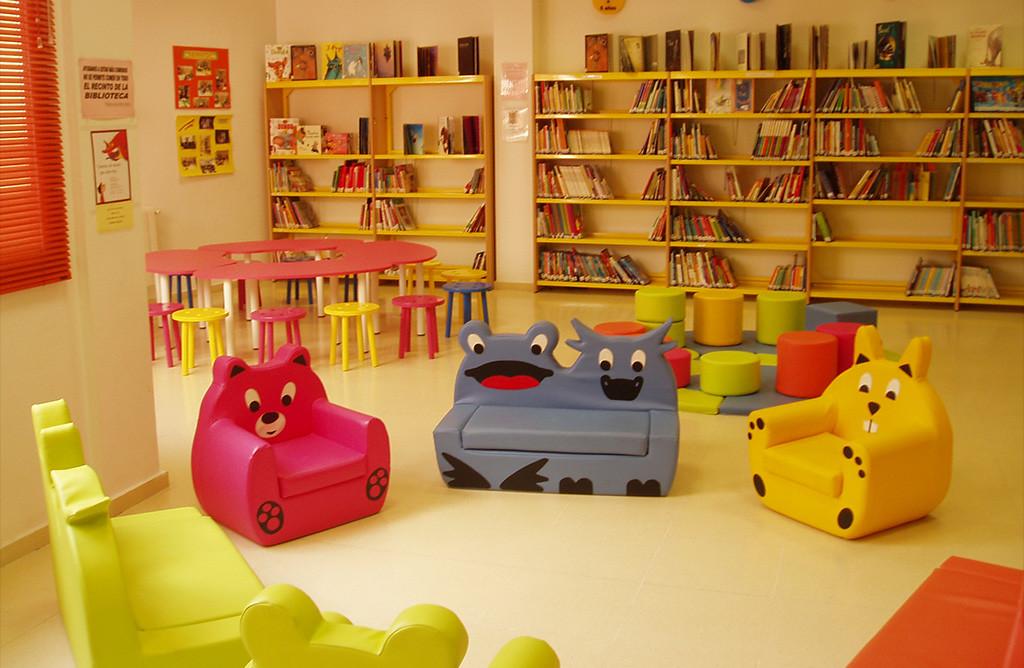 La red de bibliotecas públicas de Zaragoza se une a la celebración del Día Internacional del Libro Infantil