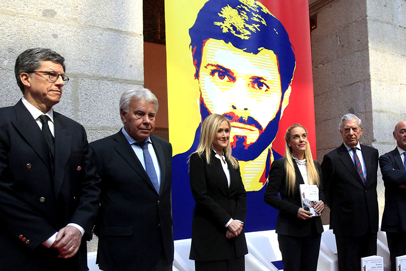PSOE, PP y C's apoyan el proyecto de Ley de Amnistía en Venezuela