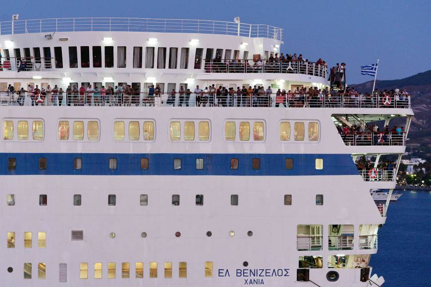 El primer día de acuerdo UE-Turquía no frena la llegada de refugiados