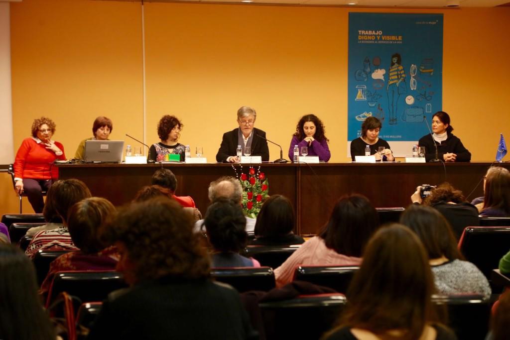 Empleo, lucha contra la violencia machista y políticas públicas de igualdad marcan el 8 de Marzo en el Ayuntamiento de Zaragoza
