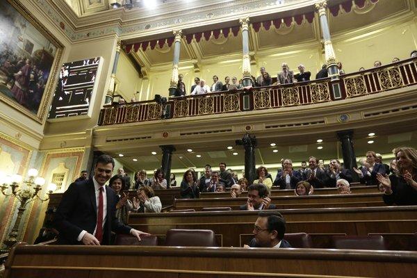 Sánchez y Rivera fracasan en su intento de formar gobierno