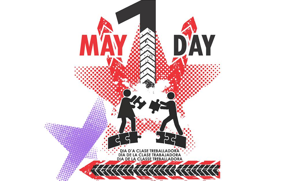 Primero de mayo trabajar para vivir o vivir para trabajar for Gimnasio 1 de mayo