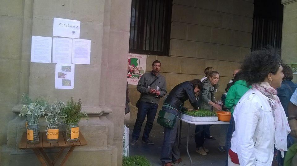 Cambiar Huesca se suma a la celebración del Día de la Tierra