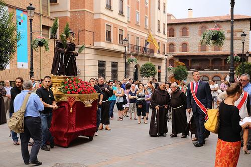 El consistorio de Teruel sin cambios en su protocolo con respecto a actos religiosos