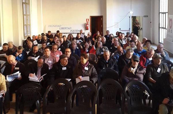 """La Asamblea de la FABZ reelige a Nieves Boj como presidenta y adopta """"Vecinales"""" en lugar de """"Vecinos"""" en el nombre de las asociaciones"""