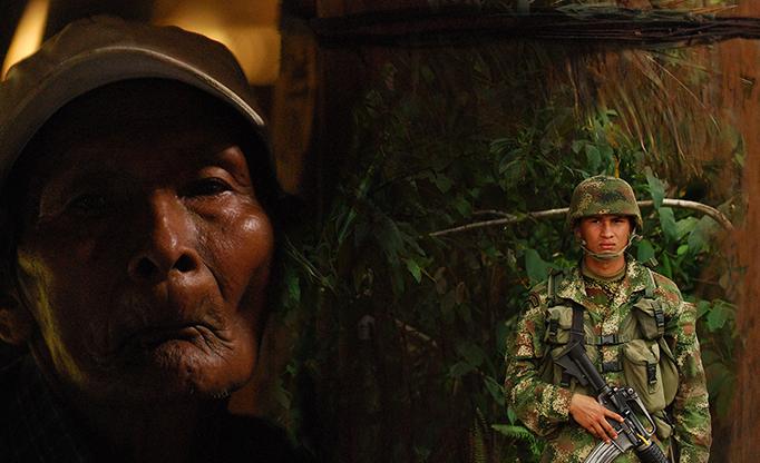 'Indigenismo y proceso de Paz en Colombia', este jueves en La Pantera Rossa