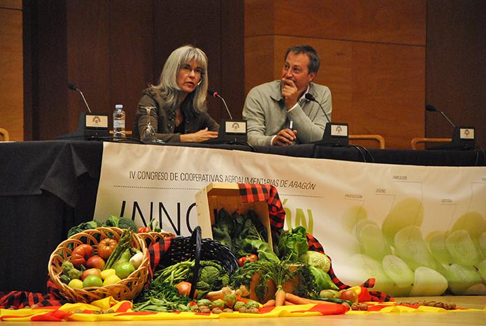"""Carmen Marcuello: """"las cooperativas son contracíclicas, crecen en época de crisis"""""""