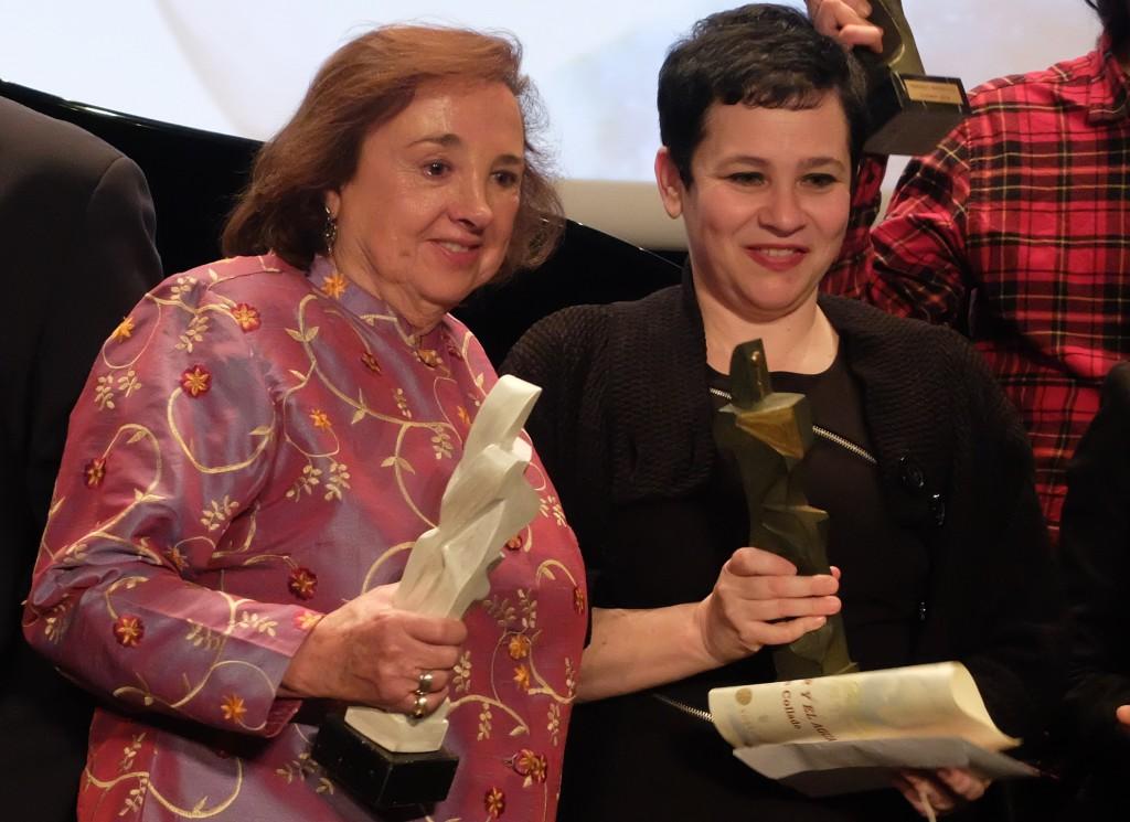 La mujer y el agua, de Nocem Collado, se alza con el Premio Espiello al mejor documental