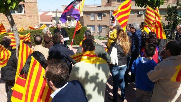 CHA recuerda el 80 aniversario del Estatuto de Caspe