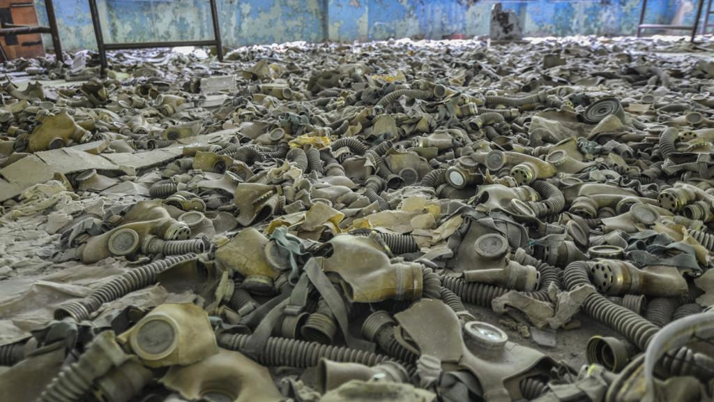 Se cumplen 30 años de la catástrofe de Chernóbil