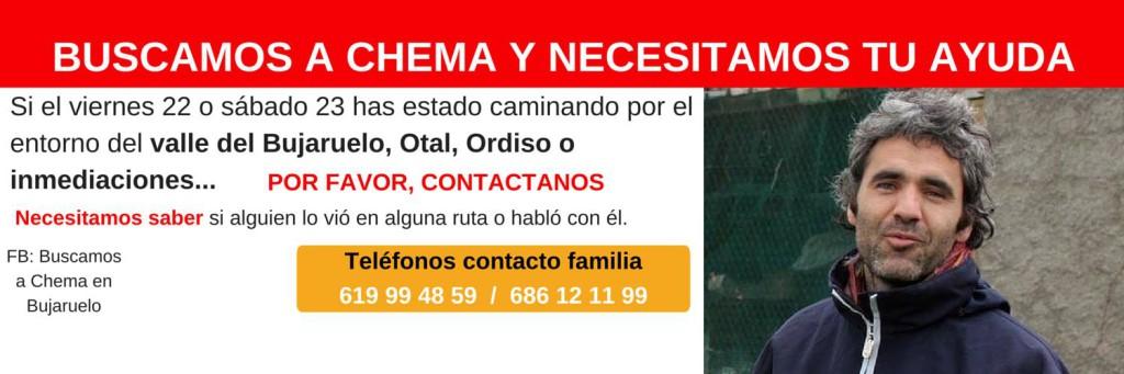 DESAPARECIDO JOSE MARIA GARCIA FERNANDEZ 23 abril banner