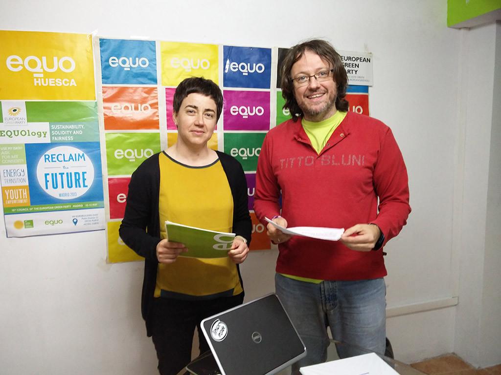 EQUO Aragón exige la reapertura de la senda 'Os Fils', en el entorno del mirador de los buitres