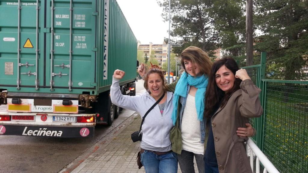 12 toneladas de amor y solidaridad con destino a Grecia